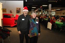 Click to view album: 2013-12 Holiday Potluck, Club Auto Kirkland