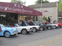 Click to view album: 2013-06 Fenders On Front Street, Issaquah WA