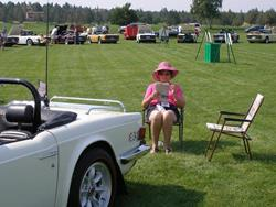 Click to view album: 2009 All Triumph Drive In, Eagle Crest Resort OR
