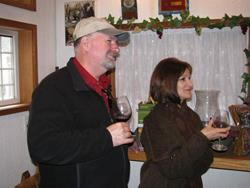 Click to view album: 2009 Red Wine & Chocolate Tour